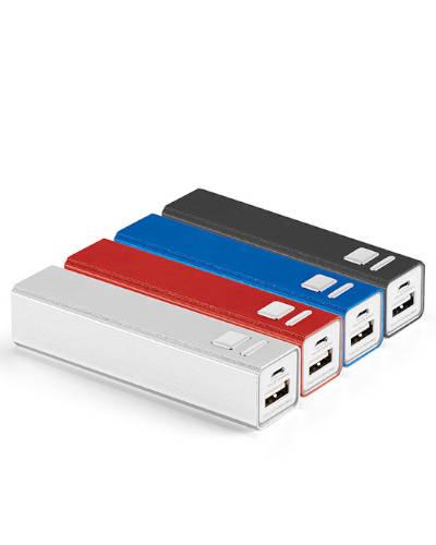 Carregador de Bateria Celular Personalizado - Brindes