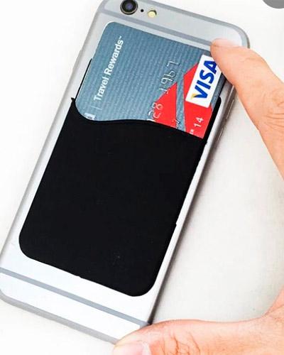 Brindes Personalizados -  Porta Cartão de Crédito para Brindes