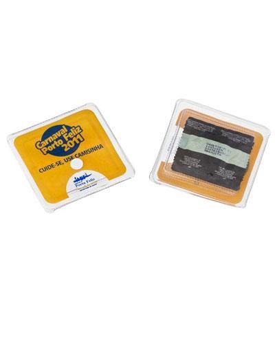 Brindes Personalizados -  Porta Preservativo Personalizado