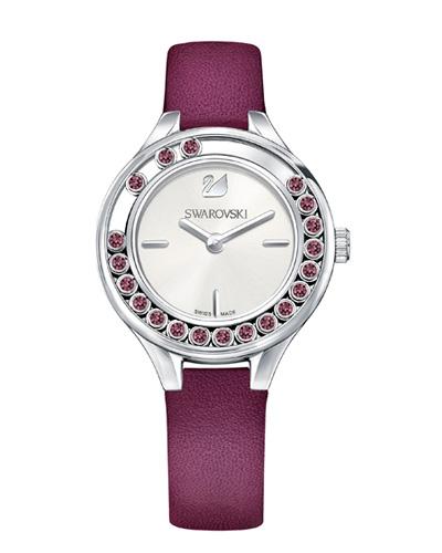 Brindes Personalizados -  Relógio Swarovski Lovely Crystals Colors
