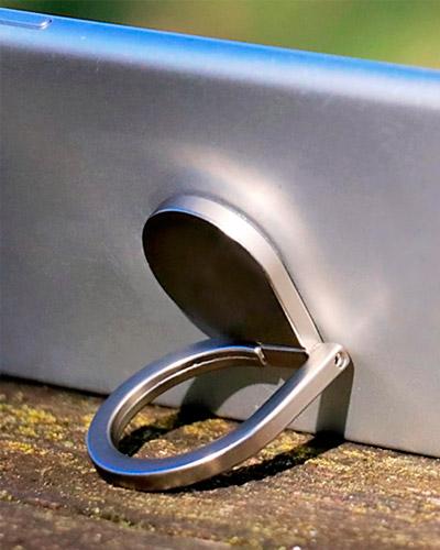 Brindes Personalizados -  Suporte Metálico para Celular Personalizado