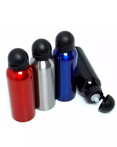 Brindes Personalizados -  Squeeze Metálico Promocional