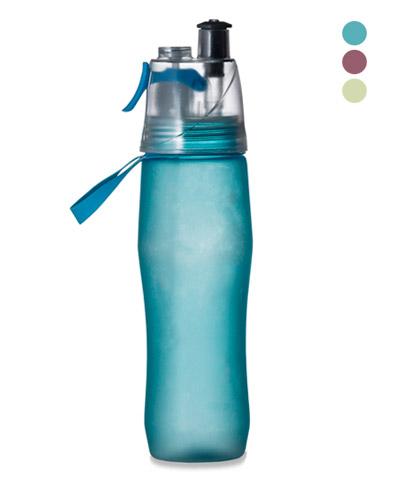Brindes Personalizados -  Garrafa Squeeze com Borrifador Personalizado