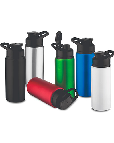 Brindes Personalizados -  Squeeze Personalizada em Aluminio