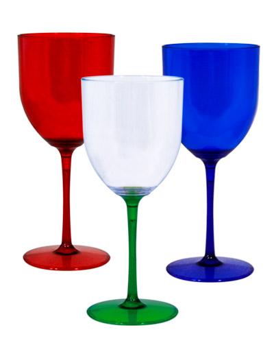 Brindes Personalizados -  Taça de Vinho Personalizada