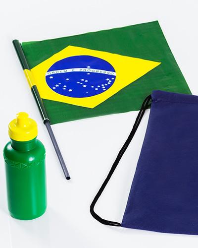 Brindes Personalizados -  Kit Brindes da Copa 2018
