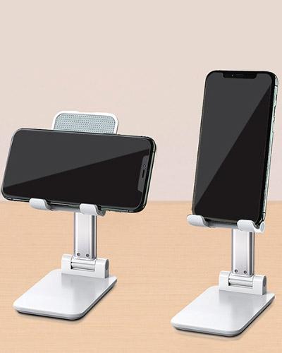 Suporte de Mesa para Tablet e Celular Personalizado