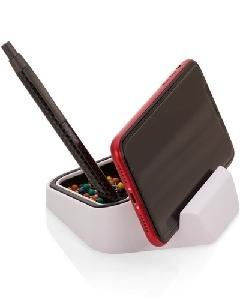 Brindes Personalizados -  Suporte de Mesa Personalizado para Smartphone